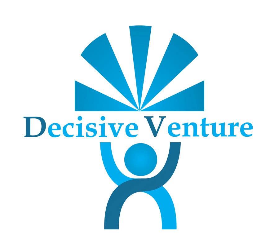 Bài tham dự cuộc thi #                                        428                                      cho                                         Logo Design for Decisive Venture