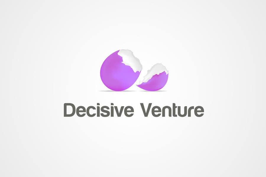 Bài tham dự cuộc thi #                                        386                                      cho                                         Logo Design for Decisive Venture