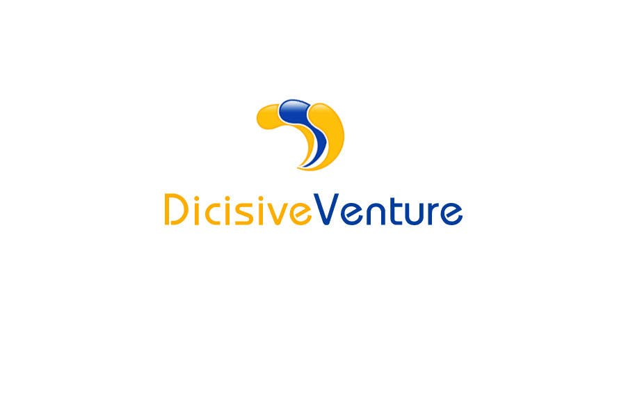 Bài tham dự cuộc thi #                                        416                                      cho                                         Logo Design for Decisive Venture