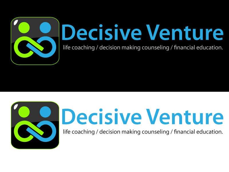 Bài tham dự cuộc thi #                                        347                                      cho                                         Logo Design for Decisive Venture