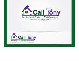 #66 untuk Design a Logo, Flyer and Banner for Call Tony oleh zainulbarkat