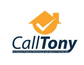 #86 for Design a Logo, Flyer and Banner for Call Tony by jass191