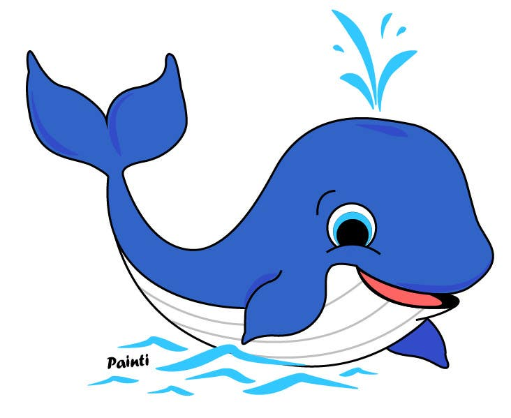 #37 for whale kids caricature design by kachilleos