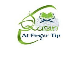 #37 para Design a Logo for Quran at Fingertip por machine4arts