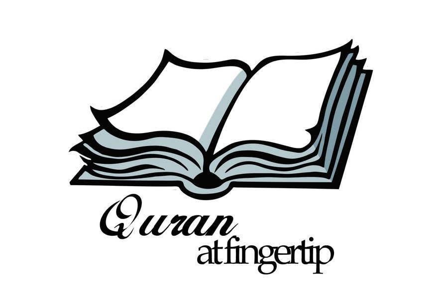 Konkurrenceindlæg #29 for Design a Logo for Quran at Fingertip