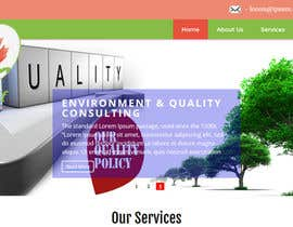 rajbevin tarafından Build a Website for a consulting company for health, safety, environment and quality için no 9