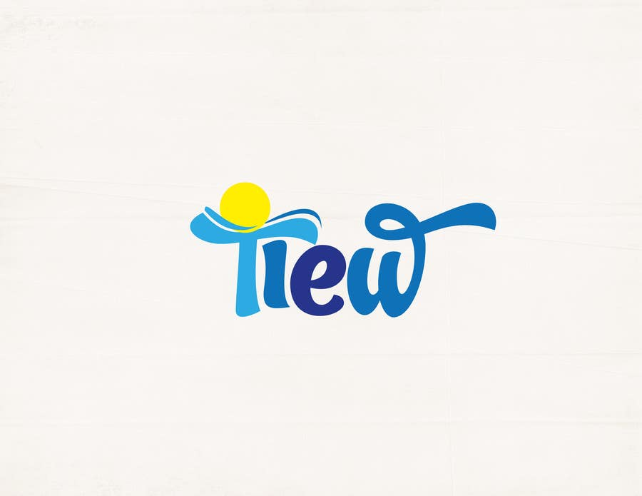 Konkurrenceindlæg #53 for Design a Logo for Name: Tiew