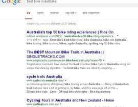 #30 cho SEO for Bike Shop Online bởi vedintl