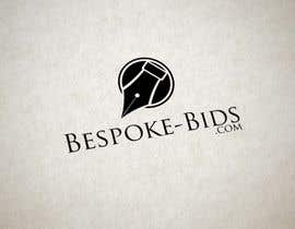 #39 para Design a Logo for Bespoke Bids por fireacefist