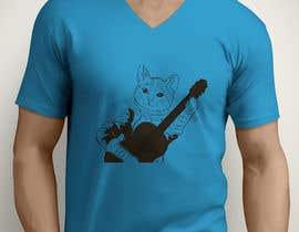 dandanzhang tarafından Design funny animal t-shirt için no 8