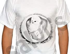 salvipratap87 tarafından Design funny animal t-shirt için no 9