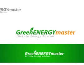 #71 for Disegnare un Logo for Green energy Master by webmastersud