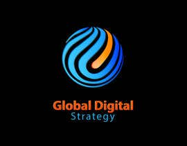 #125 untuk Design a Logo for Global Digital Strategy oleh threedrajib