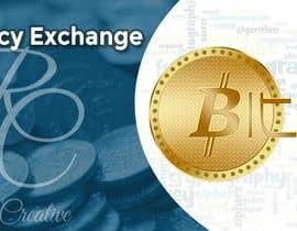 ReallyCreative tarafından Design a Facebook Cover for Cryptocurrency Exchange Website için no 27