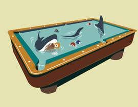 NadyaEgereva tarafından Design a custom billiards image için no 7