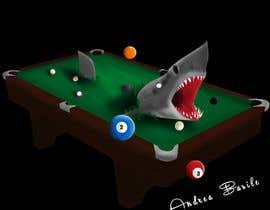 AndreaBasile tarafından Design a custom billiards image için no 43