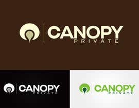 #58 for Design a Logo for Canopy Private - Financial Planning Business by Jevangood