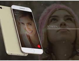 SivaKarthiDot tarafından Design an App Mockup için no 35