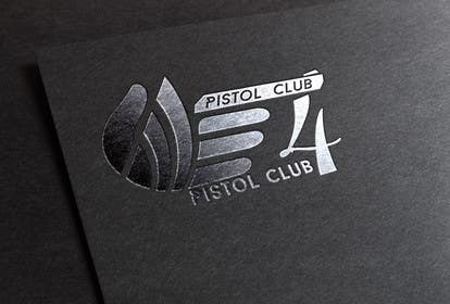 #62 for Design a Logo for a Pistol Club by crazenators