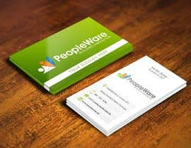 nº 24 pour PeopleWare Business Cards par pointlesspixels
