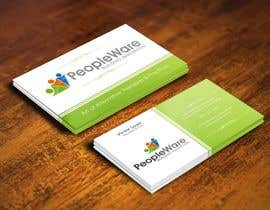 nº 30 pour PeopleWare Business Cards par pointlesspixels