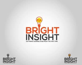 sonu2401 tarafından BrightInsight - Logo için no 3