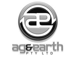 YONWORKS tarafından Design a Logo and Tagline for Ag and Earth Pty Ltd için no 181