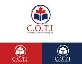 #38 for Design a Logo for a Canadian Company COTI by alexandracol