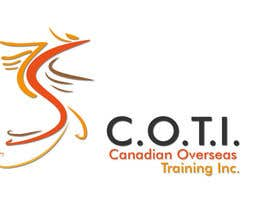 #7 for Design a Logo for a Canadian Company COTI by chert12