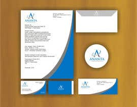 #74 for Design a Logo for Ananta Company by B0net