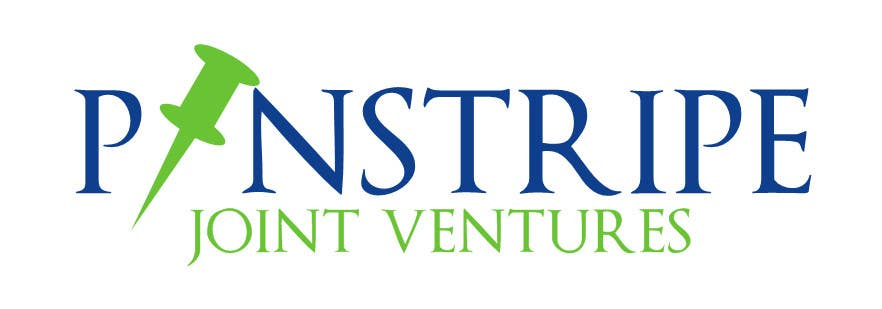 Contest Entry #24 for Logo Design for Pinstripe Joint Ventures