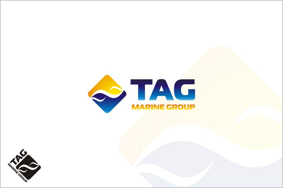 #41 for Logo Design for TAG Marine group by astica