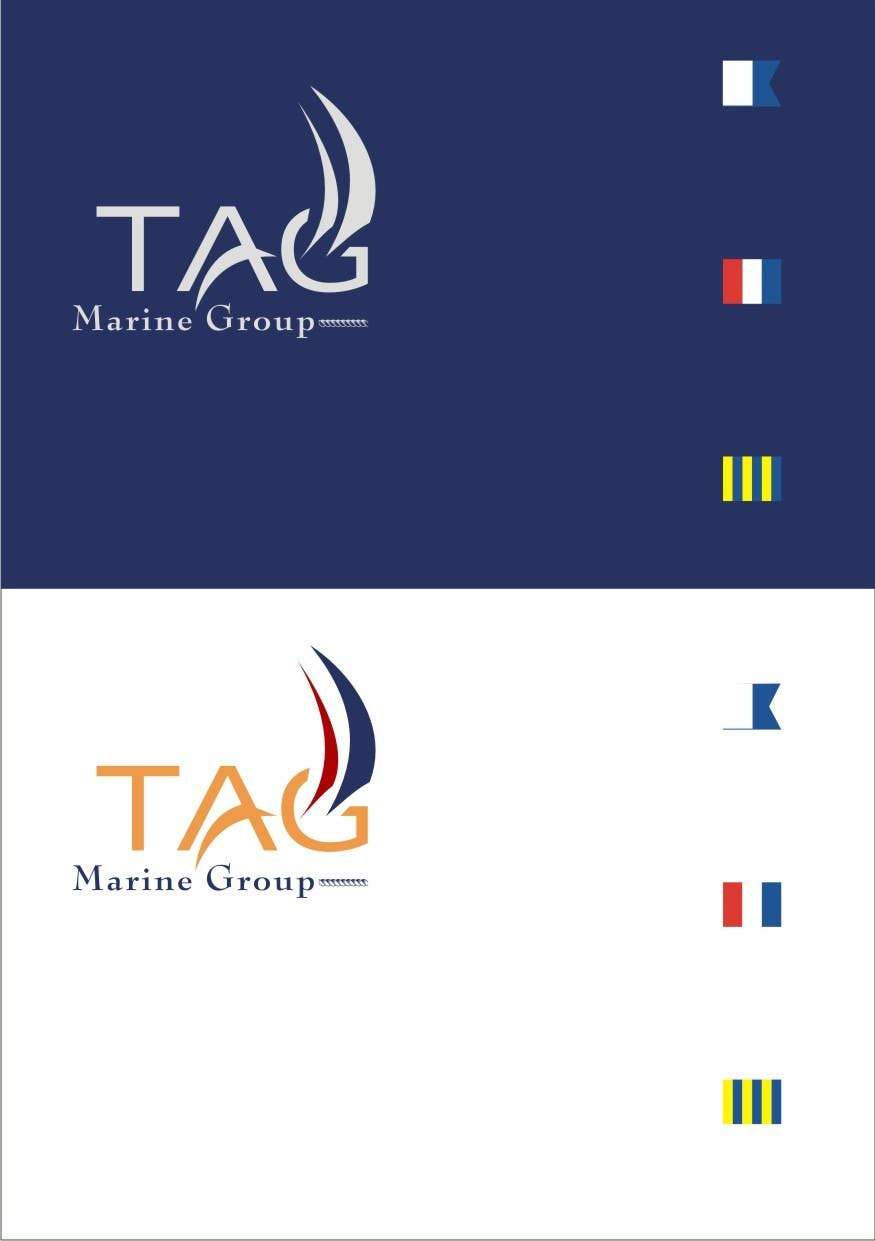 #14 for Logo Design for TAG Marine group by paramiginjr63