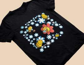 heshamsqrat2013 tarafından Design a T-Shirt için no 38