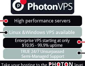 #9 for Banner Ad Design for PhotonVPS by CrisQTI