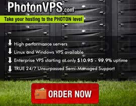 #2 for Banner Ad Design for PhotonVPS af redneo