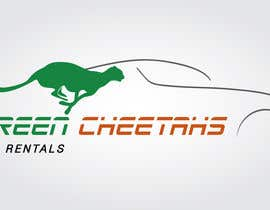 #145 for Logo Design for GREEN CHEETAHS by Ollive