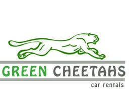 #166 for Logo Design for GREEN CHEETAHS by JennyJazzy