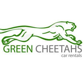 #165 for Logo Design for GREEN CHEETAHS by JennyJazzy