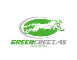 #157 para Logo Design for GREEN CHEETAHS por vidyag1985