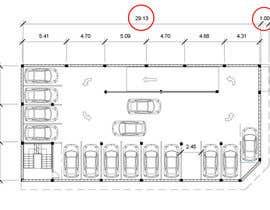IsaacAbdalfatah tarafından Basment Parking Floor Plan Design için no 26