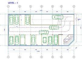 SR3DA tarafından Basment Parking Floor Plan Design için no 17