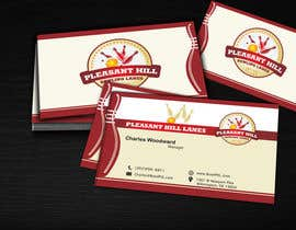 #28 untuk Design some Business Cards for a bowling center oleh cdinesh008