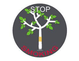 #62 para Design a Logo for stop smoking website por bhcelaya