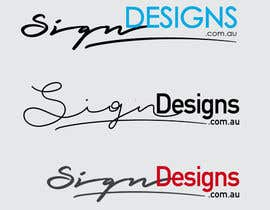 mfkamilarts tarafından SignDesign.com.au için no 92