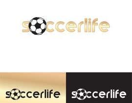esatheboss tarafından Soccerlife logo design için no 15