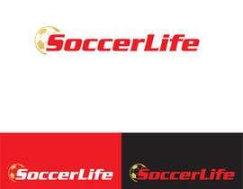 esatheboss tarafından Soccerlife logo design için no 17