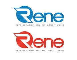 nº 2 pour Design a Logo for Rene Refrigeration par Mythanes