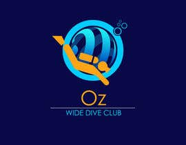 rustellcruz tarafından Design a Logo for Oz Wide Dive Club için no 9