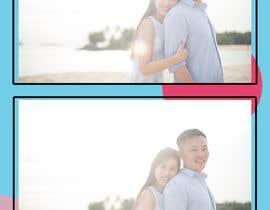 raviishen tarafından Design a photobooth print layout (I&Q) için no 6